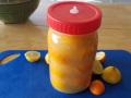 Bearss Limes packed in jar