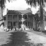 historical photo of martin murphy jr house in sunnyvale