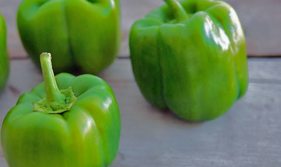 Yolo Wonder Bell Pepper, chile