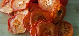 Dried Hachiya Persimmons