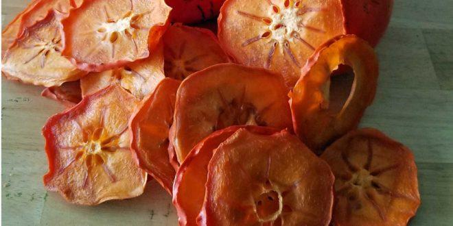 Dried Hachiya Persimmons